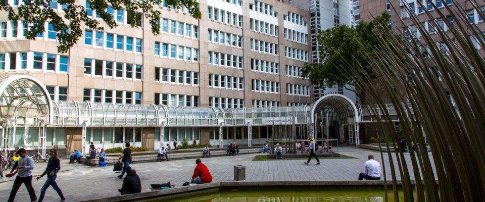 Düsseldorf Gericht